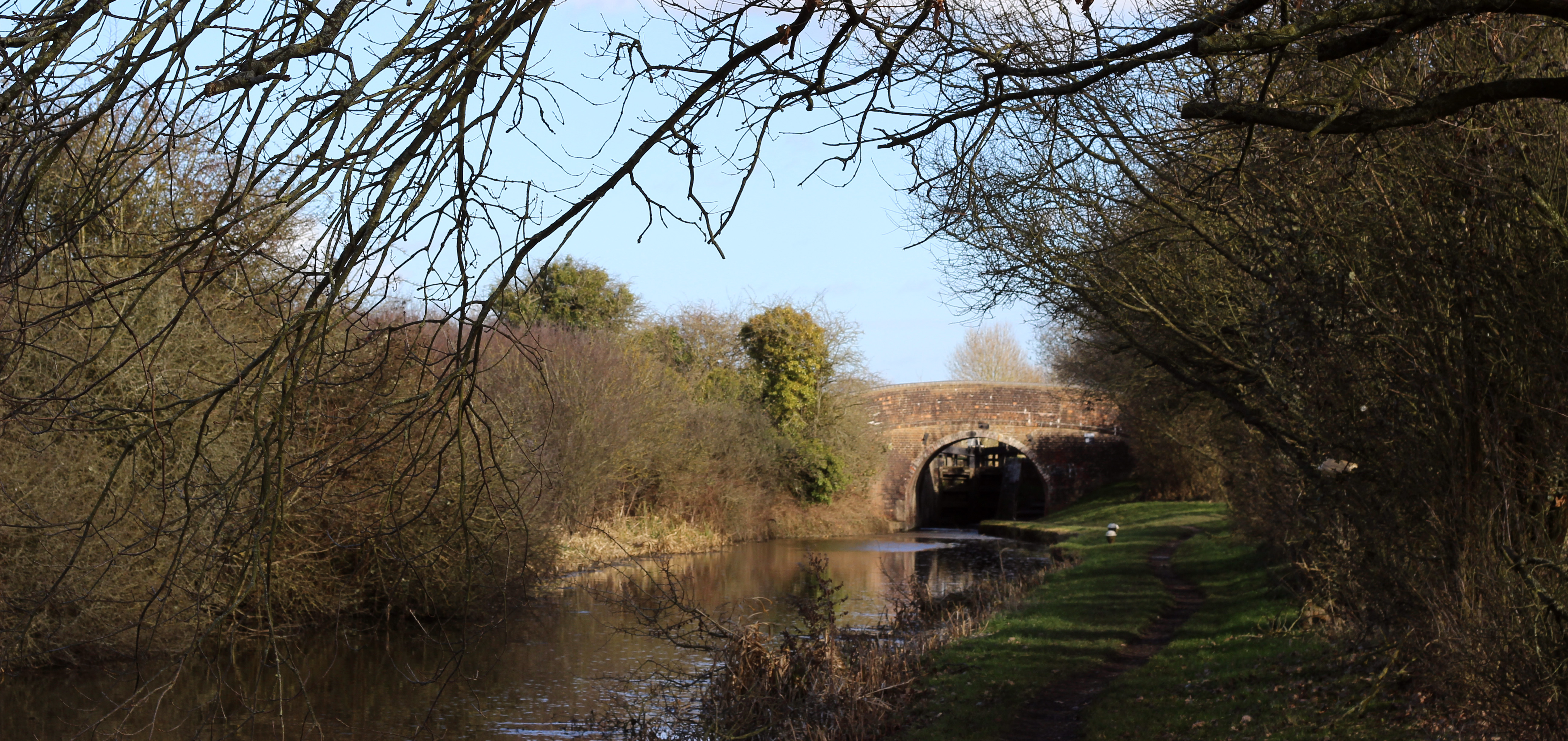 Green Infrastructure Mapping Canal Aylesbury Buckinghamshire