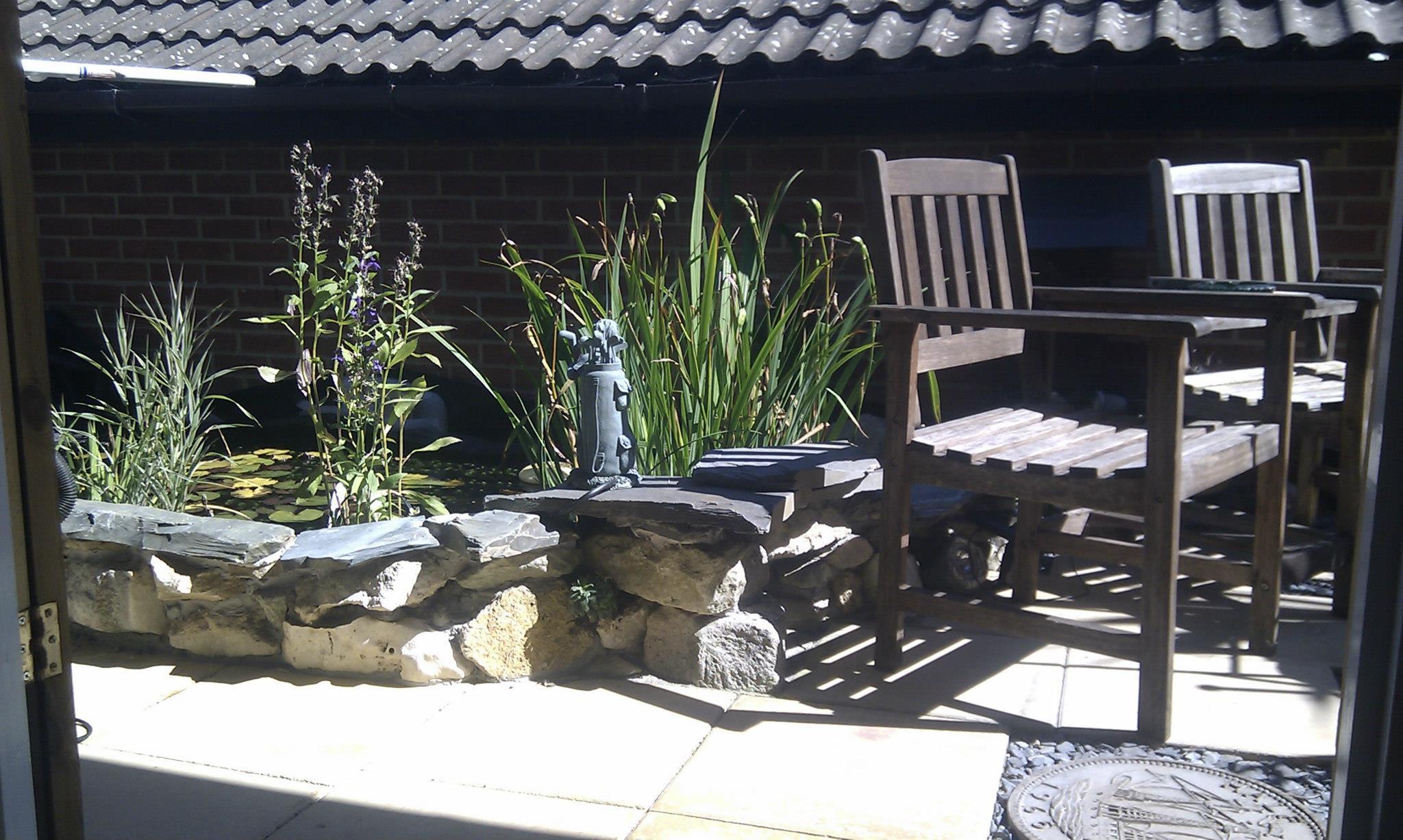 Garden Makeover Gerrit Max (Bucks Buzzing)